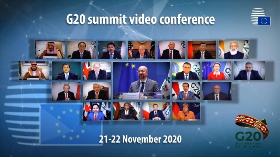 Σύνοδος G20: Συντονισμένη παγκόσμια απάντηση στην πανδημία - Οι δεσμεύσεις για τα ταξίδια