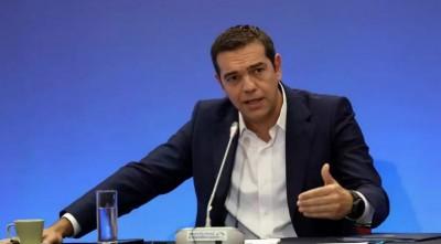 Τσίπρας (ΔΕΘ 2020): Χωρίς στρατηγική η κυβέρνηση στα ελληνοτουρκικά, έγιναν έρευνες από το Oruc Reis - Ρεαλιστικά τα μέτρα μας για την οικονομία