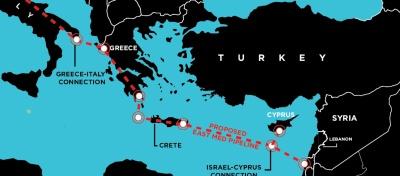 Η συμφωνία για τον αγωγό EastMed μεταξύ Ισραήλ, Ελλάδος και Κύπρου έρχεται σε μία ευαίσθητη στιγμή γεωπολιτικά