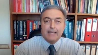 Βασιλακόπουλος: Όσο καθυστερεί ο εμβολιασμός θα απαιτείται μεγαλύτερο ποσοστό για να χτιστεί τείχος ανοσίας