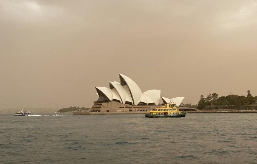 Φλέγεται η Αυστραλία – Σε κατάσταση έκτακτης ανάγκης το Σίδνεϊ