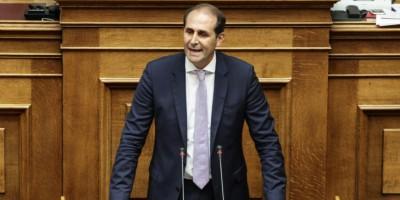 Βεσυρόπουλος (υφυπ. Οικονομικών): Ούτε νέοι φόροι, ούτε αύξηση των υφιστάμενων