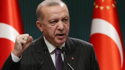 Αμετακίνητος ο Erdogan για το Κυπριακό: Όχι στο μοντέλο ομοσπονδίας - Μοναδική βιώσιμη επιλογή τα 2 κράτη