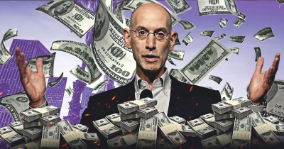 Το νέο τηλεοπτικό συμβόλαιο του NBA εκτοξεύεται από τα 24 δισ. στα 75 δισ. δολάρια! Λεφτά με τα «τσουβάλια» για τους παίκτες