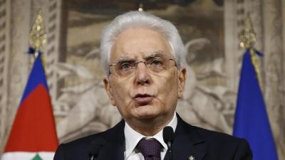 Ιταλία - Ο Mattarella προειδοποιεί: Ψηφίστε το Ταμείο Ανάκαμψης για να αποφευχθεί νέα κρίση