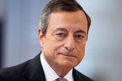 Draghi: Η ανοικοδόμηση της EE μετά τον κορωνοϊό, θα θυμίζει αυτή του Β' Παγκοσμίου Πολέμου - Οι νέοι θα πληρώσουν το χρέος