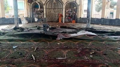 Αφγανιστάν: Δεκάδες νεκροί και τραυματίες από την έκρηξη σε τέμενος στην Κουντούζ