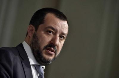 Salvini: Ηλίθιοι οι οπαδοί της Λάτσιο που υμνούσαν τον Mussolini