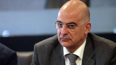 Επικοινωνία Δένδια (ΥΠΕΞ) με Di Maio (Ιταλία) για Ανατολική Μεσόγειο και Λιβύη