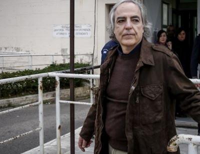 Νοσοκομείο Λαμίας: Σταδιακή έναρξη σίτισης του Δ. Κουφοντίνα κατόπιν επιθυμίας του - Σοβαρή η κατάσταση της υγείας του