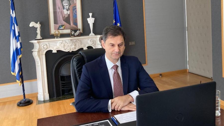 Τι πρότεινε ο Χ. Θεοχάρης στην τηλεδιάσκεψη υπουργών Τουρισμού της ΕΕ - Το ελληνικό σχέδιο για το άνοιγμα του τουρισμού