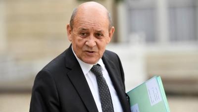 LeDrian (ΥΠΕΞ Γαλλίας): Οι Ταλιμπάν ψεύδονται, η Γαλλία δεν θέλει καμία σχέση με την κυβέρνησή τους