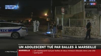 Πυροβολισμοί με νεκρό και τραυματίες στη Μασσαλία - Έφηβος το θύμα
