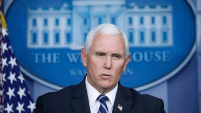 ΗΠΑ: Ο Pence χαιρετίζει την κίνηση των 12 γερουσιαστών να μην επικυρώσουν τη νίκη Biden