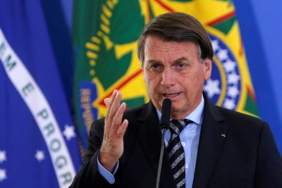 Στο πλευρό του Trump ο Bolsonaro (Βραζιλία): Υιοθετεί την άποψη για νοθεία στις εκλογές - «Έγινε πανηγύρι»