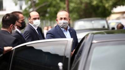 Toυρκικός Τύπος: Θεσμικός και αδιάφορος για την επίσκεψη Cavusoglu στην Αθήνα