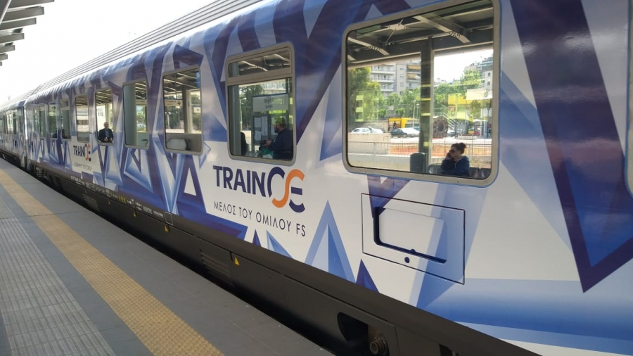 ΤΡΑΙΝΟΣΕ: Φέρνει τρένο υδρογόνου στην Ελλάδα - Στη Θεσσαλονίκη το δεύτερο «Λευκό Βέλος»