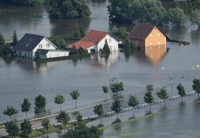 Γερμανία - Πλημμύρες : Σε ιστορικά επίπεδα οι καταστροφές στο σιδηροδρομικό δίκτυο – Στο 1,3 δισ. ευρώ το κόστος