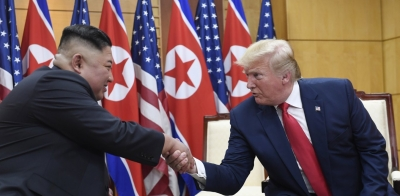 Kim (Β. Κορέα): Οι ΗΠΑ είναι ο «μεγαλύτερος εχθρός» - Εξοπλιζόμαστε πυρηνικά