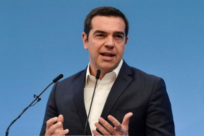 Τσίπρας στο ΕΑΕΕ: Φίλος της Ελλάδας και γνώστης των ελληνικών θέσεων και εξελίξεων στην περιοχή ο Joe Biden