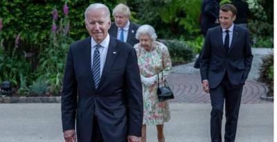 Biden: Η Αμερική επιστρέφει, εξαιρετικά παραγωγική η σύνοδος των G7