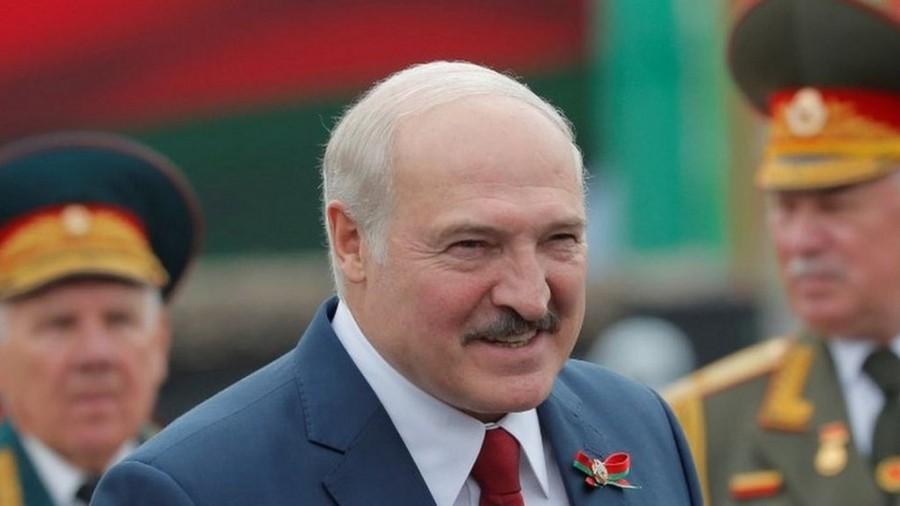 Lukashenko: Η Λευκορωσία αρχίζει να αντιμετωπίζει τρομοκρατικές απειλές