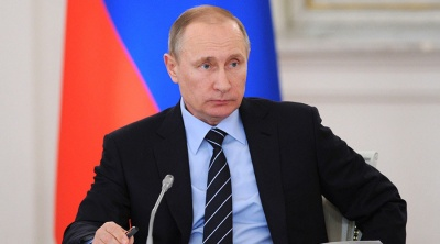 Ρωσία: Αύξηση του κατώτατου μισθού υπόσχεται ο Putin, εν όψει εκλογών