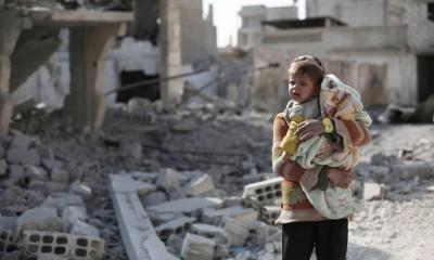 Γερμανία: Ανθρωπιστική βοήθεια 1,6 δισ. ευρώ σε Συρία και γειτονικές χώρες