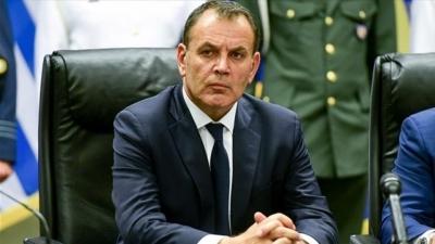 Παναγιωτόπουλος: Όταν οι Ένοπλες Δυνάμεις της χώρας είναι δυνατές τότε και η Ελλάδα είναι δυνατή