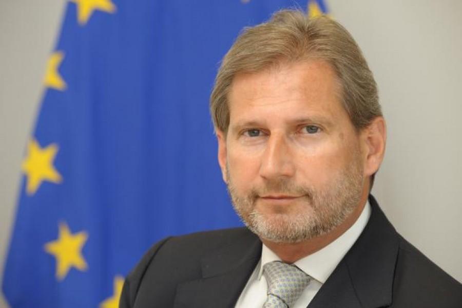 Hahn (Ευρωπαϊκή Επιτροπή): Στο τραπέζι δημοπρασίες ευρω-ομολόγων για τη στήριξη του προγράμματος SURE
