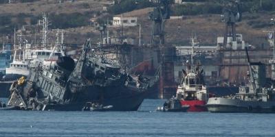 Το Δημόσιο κέρδισε αποζημίωση 70 εκατ. από τη σύγκρουση του «Καλλιστώ» με εμπορικό πλοίο