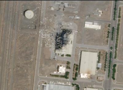 Ιράν: «Aτύχημα» σε τμήμα του ηλεκτρικού δικτύου των εγκαταστάσεων εμπλουτισμού ουρανίου στη Natanz