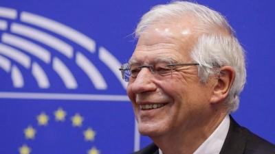 Borrell (EE): Όλοι γεννιούνται ελεύθεροι και ίσοι στην αξιοπρέπεια και τα δικαιώματα