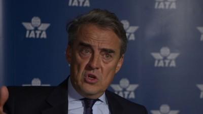 "IATA: ""Χτυπήσαμε σε τείχος στην ανάκαμψη του κλάδου"""