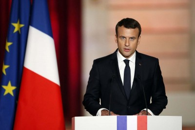 Macron: Η συμφωνία για το σχέδιο ανάκαμψης είναι η σημαντικότερη στιγμή από τη δημιουργία του ευρώ