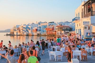 Έτοιμος για «ολικό comeback» ο ελληνικός τουρισμός