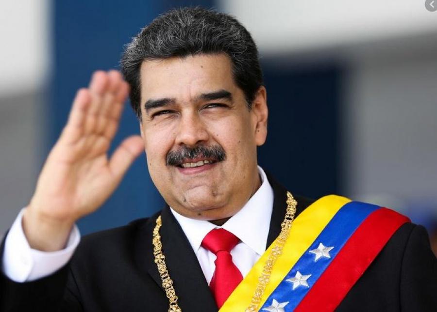 Βενεζουέλα: Ο Maduro  ευχαρίστησε το Ιράν μετά την άφιξη του πρώτου ιρανικού τάνκερ στη χώρα