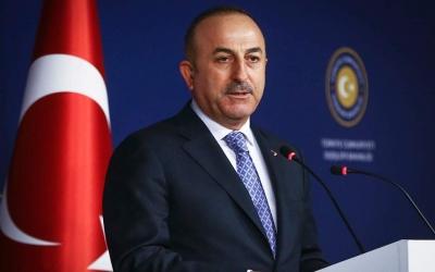 Cavusoglu (ΥΠΕΞ Τουρκίας) για Κυπριακό: Η διαπραγμάτευση πρέπει να είναι μεταξύ δύο κρατών, όχι κοινοτήτων