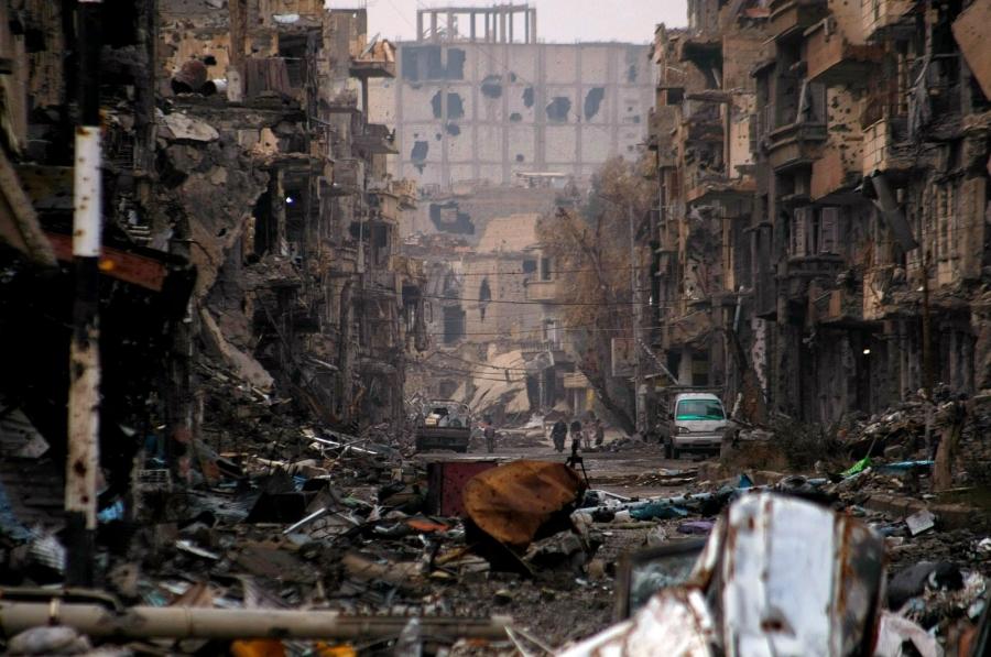 Βαρύ το κόστος του εμφυλίου στη Συρία - Στα 1,2 τρισ. δολ. με 10 εκατ. πρόσφυγες