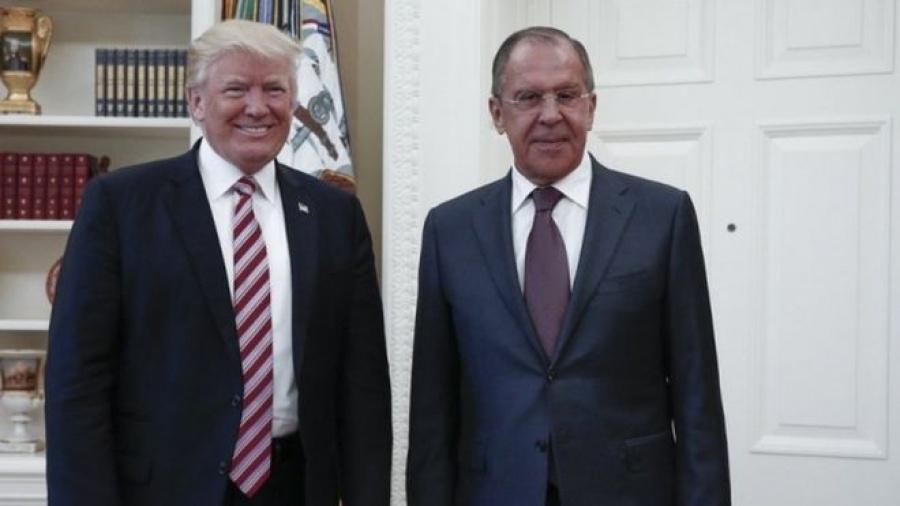 Στον Λευκό Οίκο ο ΥΠΕΞ της Ρωσίας, Sergei Lavrov – Συναντήσεις με Trump, Pompeo