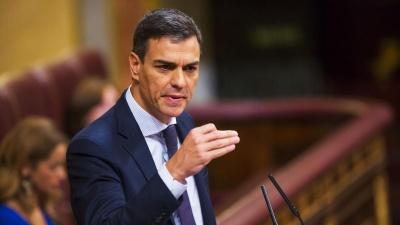 Ισπανία - Ο Sanchez δεν απέκλεισε συμμαχία με τους φιλελεύθερους Ciudadanos