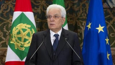 Mattarella (ΠτΔ Ιταλίας): Απέρριψα τον υποψήφιο ΥΠΟΙΚ, επειδή ο διορισμός του θα σήμανε συναγερμό για τις αγορές