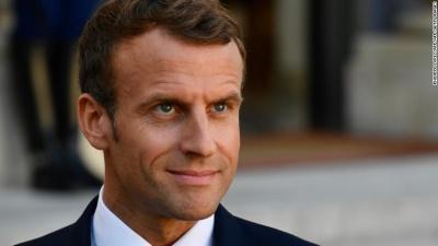 Κατά «της δημοκρατίας του όχλου» ο Macron - «Να σταματήσουν τα Σάββατα της βίας»