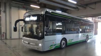 Νέο ηλεκτρικό λεωφορείο στην Αθήνα - Ξεκινά τα πιλοτικά δρομολόγια