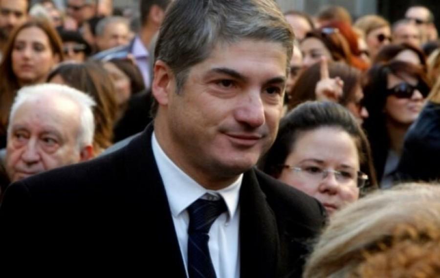 Παραιτήθηκε ο Θέμης Σοφός από Αντιπρόεδρος του ΔΣΑ