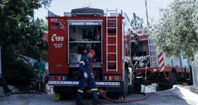 Πυροσβεστική: Εκδηλώθηκαν 34 δασικές πυρκαγιές το τελευταίο 24ωρο