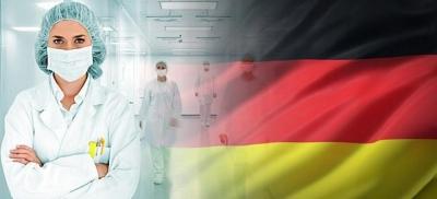 Σχεδόν 5.000 οι ασθενείς από κορωνοϊό στις γερμανικές ΜΕΘ