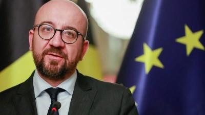 Michel (ΕΕ): Θα παρακολουθούμε στενά τις επόμενες εβδομάδες την κατάσταση στην Ανατολική Μεσόγειο