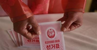Βουλευτικές εκλογές στη Βόρεια Κορέα – Προδιαγεγραμμένο ποιος θα είναι ο νικητής