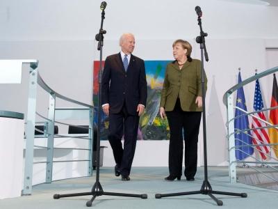 Στο Λευκό Οίκο στις 15 Ιουλίου η Merkel – Συνάντηση με Biden  - Η ατζέντα